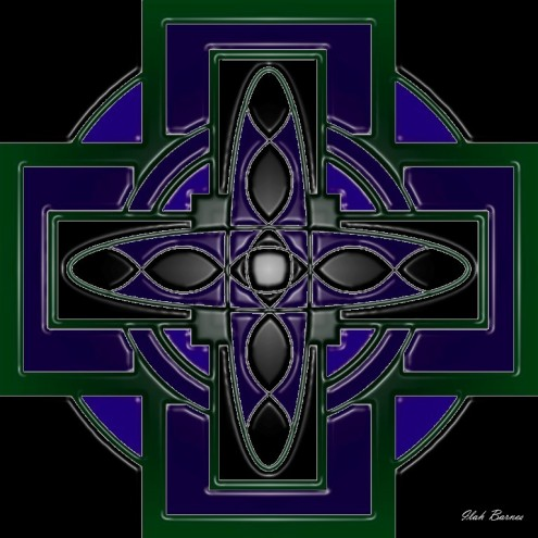 oceans deep celtic cross